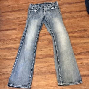27 x 35 Cowgirl Tuff Jeans